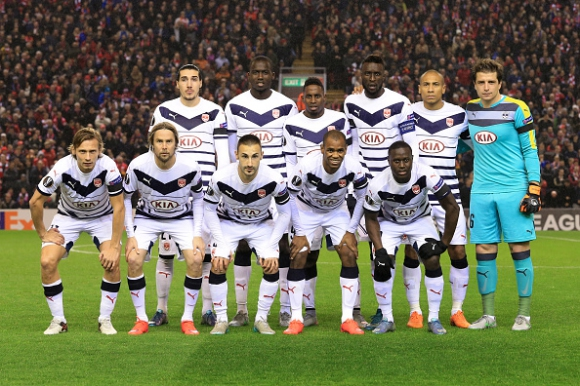 Бордо се разправи с Монако за Купата на Лигата