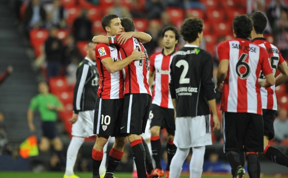 Атлетик Билбао вилнее с 6:0, Ейбар сътвори чудо от 0:3