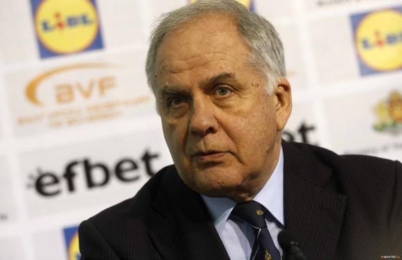 Данчо Лазаров: България се превръща в център на световния волейбол (ВИДЕО)