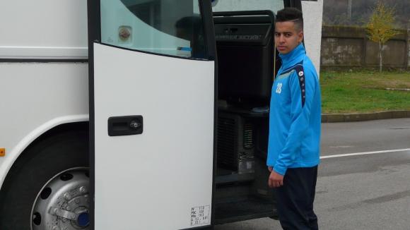 Монтана отпрати мароканския футболист