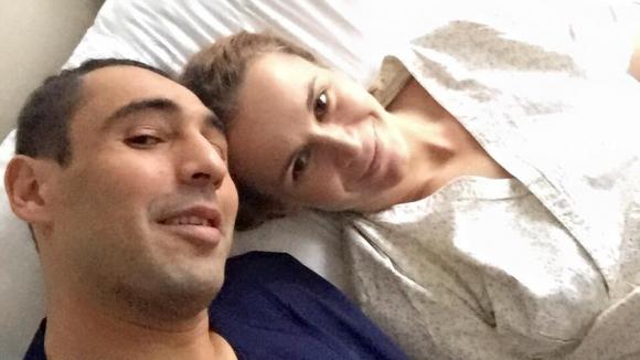 Багдатис стана татко за втори път