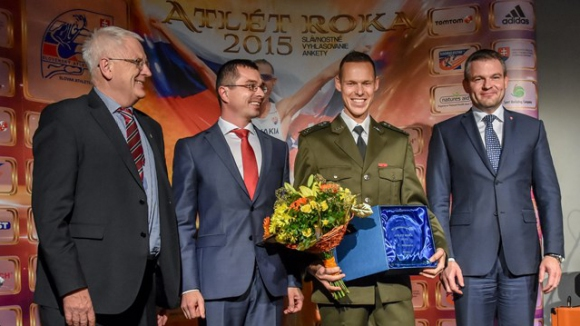 Матей Тот №1 в Словакия след историческа титла