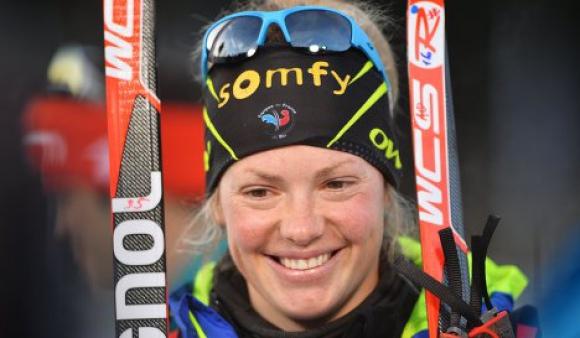 Мари Дорен Абер спечели спринта на 7.5 километра
