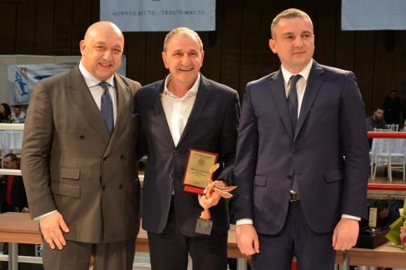Футболният Черно море е отбор на годината във Варна