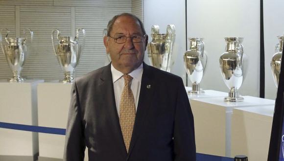Пако Хенто става почетен президент на Реал Мадрид