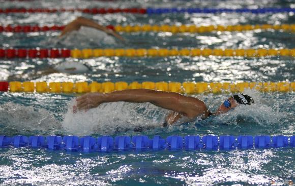 Шест национални рекорда подобрени на държавното по плуване