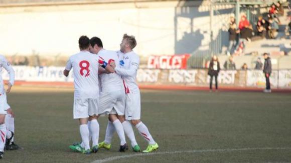Кирилов с втори пореден гол