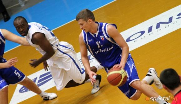 Спартак (Плевен) отново с победа в НБЛ