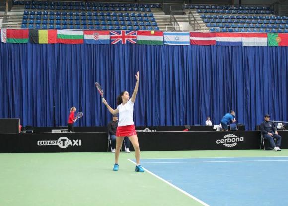 Рускиня прекъсна победната серия на Шиникова и я победи на финала