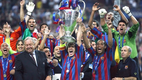 Барса с 26 трофея от 2005-а насам