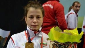 Калина Стефанова е спортист на годината на СК Локомотив София
