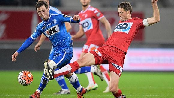 Сензацията в Шампионската лига Гент дръпна с пет точки в Белгия
