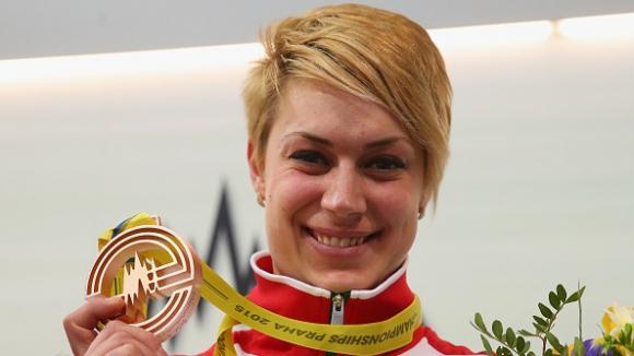 Радослава Мавродиева е Спортист №1 на община Сливен