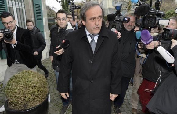 В УЕФА разочаровани от решението за Платини