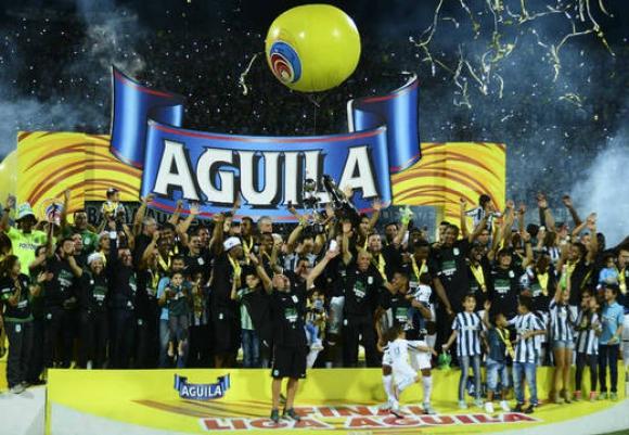 Атлетико Насионал стана за 15-ти път шампион на Колумбия