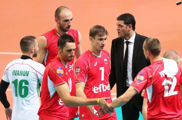Константинов започва с петима играчи