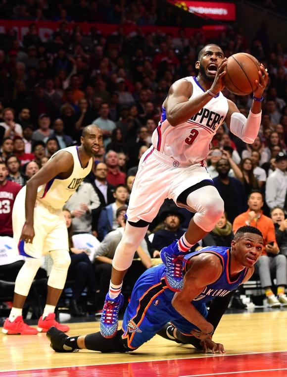 Крис Пол 13-и по асистенции в историята на НБА