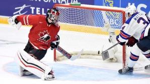 САЩ удари Канада на хокей