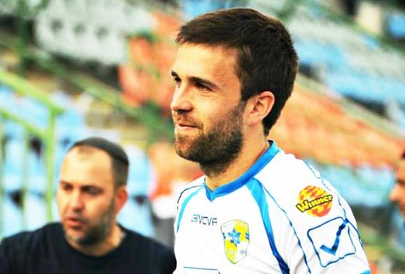 Миро Антонов с нови два гола в Израел