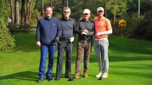 Наши голфъри с трето място на престижен турнир в Турция