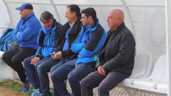 """Тонев, Гонзо и Гошо Гинчев инспектират """"сините"""" (видео)"""