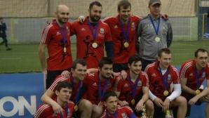 Румънският Феърплей спечели международен турнир по минифутбол за аматьори (видео)
