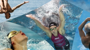 Ларкин и Хошсу най-добри плувци на 2015 година