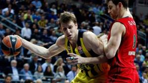 Ян Весели e MVP на Евролигата за януари