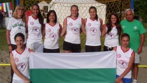 Панагюрище стана първият български клуб, който ще участва на европейски финал по плажен хандбал