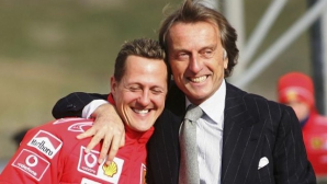 Монтедземоло: Новините за Шумахер не са добри