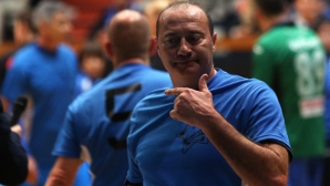 Последният треньор направил Левски шампион празнува РД