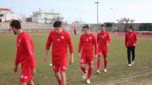 ЦСКА закри всичките си тренировки в Гърция