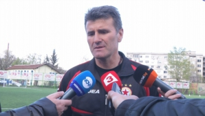 Банско взе талант от школата на ЦСКА