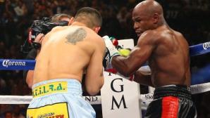 Флойд Мейуедър: Боксът не ми липсва