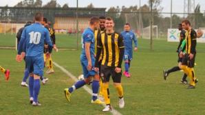 Ботев (Пловдив) не успя да победи сърби (видео)