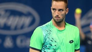 Троицки се класира за полуфинала в София