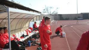 Головодов в действие – 17-годишният талант на ЦСКА e неудържим (видео)