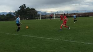 Верея вкара четири гола на грузинци
