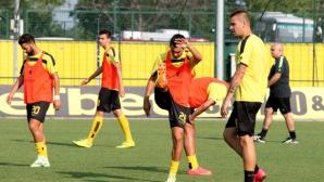 В Ботев (Пловдив) тренират на групи след мача с Ягодина