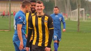 Тодор Неделев навърши 23 години
