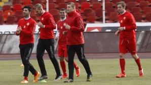Играчите на ЦСКА мрънкат заради тежките тренировки