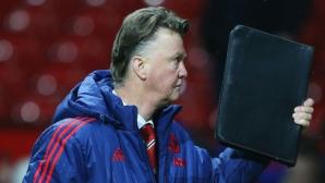 Ван Гаал: Не вярвам в никакви отношения между Моуриньо и Юнайтед