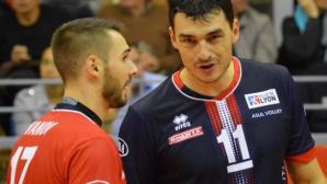 Силен Владо Николов с 26 точки, Лион тресна Нарбон като гост