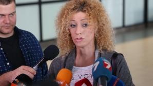 Ина Ананиева:Волейболистите са страхотен отбор, но нашите резултати бяха по-добри