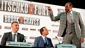 Холифийлд: Фюри е полезен за бокса
