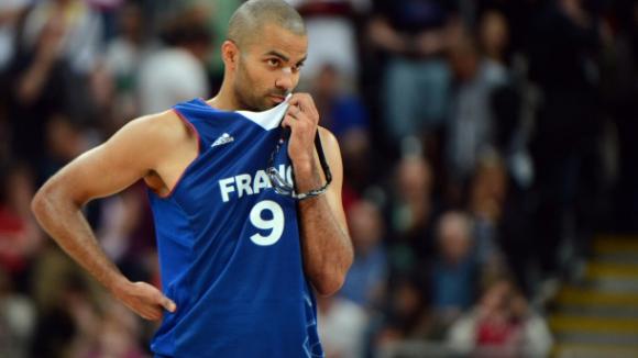 Тони Паркър ще играе за тима на Франция в олимпийските квалификации