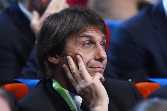 Антонио Конте: Серия А изостава