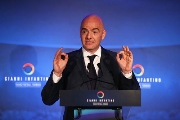 КОНКАКАФ няма да гласува единно за президент на ФИФА