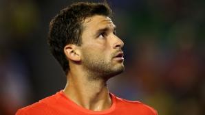 Григор Димитров с едно място нагоре в световната ранглиста