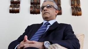 Шейх Салман и Джани Инфантино могат да обединят кандидатурите си